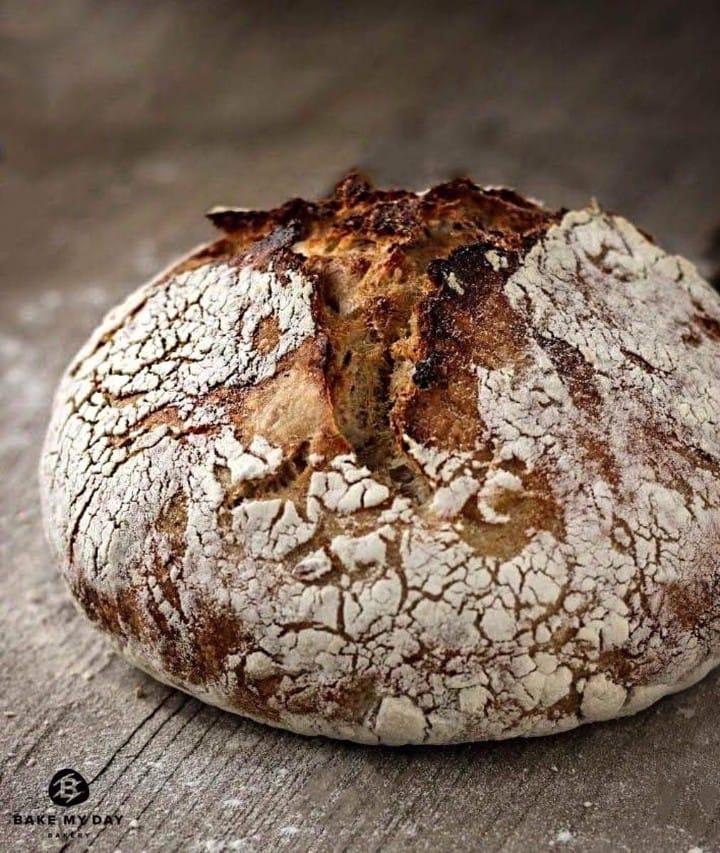 Libazsíros kenyér